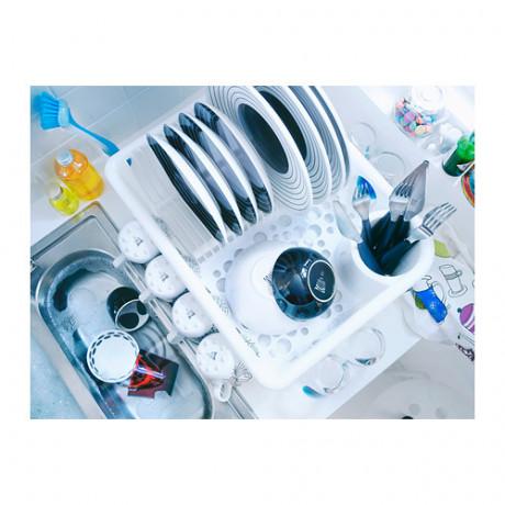 Сушилка посудная ФЛЮНДРА белый фото 2